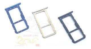 Bandeja Porta Sim Card Sd Huawei P20 Lite