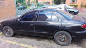 Chevrolet Cavalier 4 Puertas 2003 Remato Negro Urge Remato