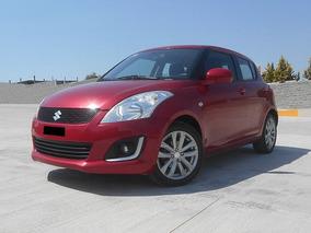 Suzuki Swift 1.4 Gls Mt 2015 Rojo