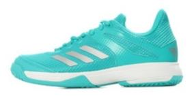 Tenis adidas Adizero Club K Azul Junior