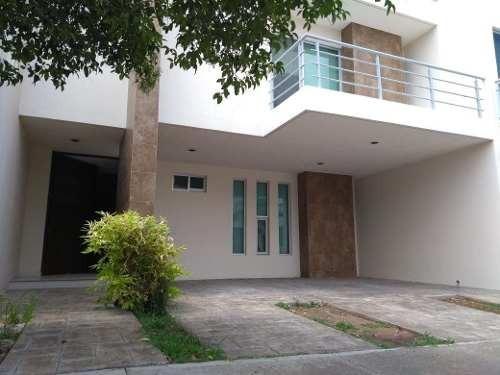 Casa En Renta Aguascalientes Norte Ruscello A1115