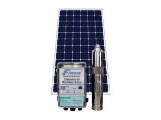 Kit De Bombeo Solar Fiasa® 150w Energía Solar 230222222