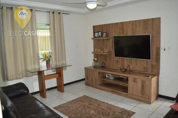 Casa 3 Quartos Com Suite Em Laranjeiras - Ca0072
