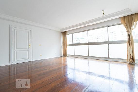 Apartamento Para Aluguel - Jardim Paulista, 3 Quartos, 122 - 893031833