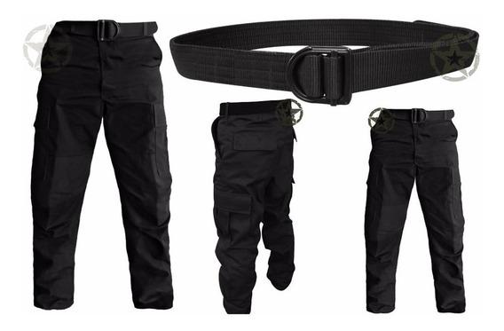 Resistente Cinturón Táctico Hebilla De Metal Hombre Mujer