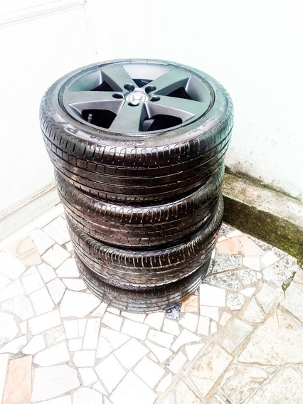 Jogo De Rodas Do Honda Civic