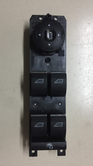 Interruptor Vidro Elétrico / Retrovisor Focus 2012/18 4 Tecl
