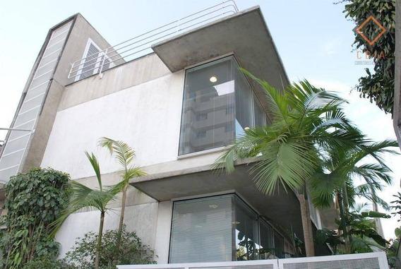 Sobrado Para Alugar, 340 M² Por R$ 25.000,00 - Brooklin - São Paulo/sp - So7671