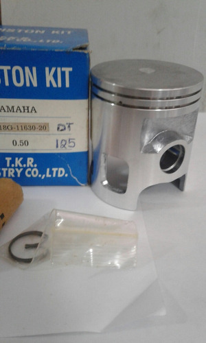 Kit De Piston 0.50 Yamaha Dt 125 Original Tkr Japon