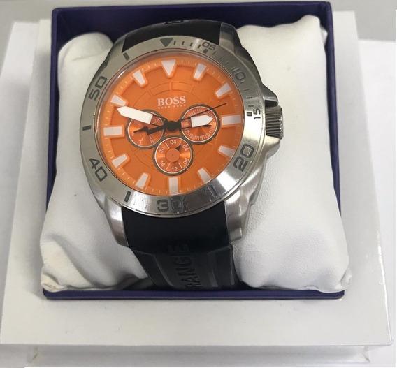 Relógio Hugo Boss Laranja
