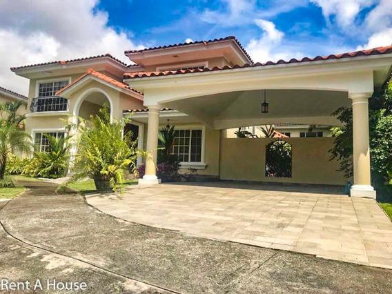 Hermosa Casa En Alquiler En Costa Del Este Panama Cv