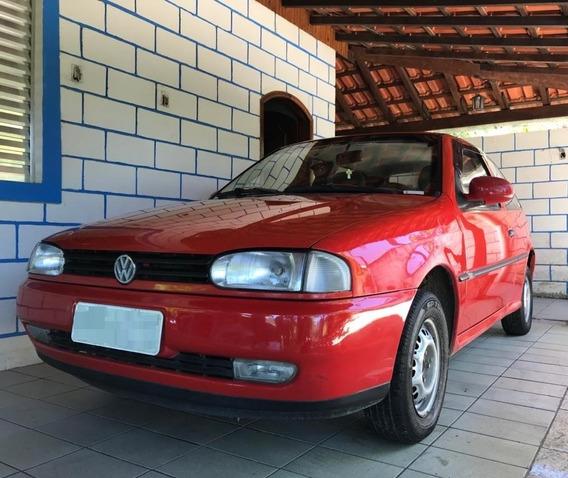 Volkswagen Gol 1.6 Mi Cl | Gasolina | 1997 | Segundo Dono