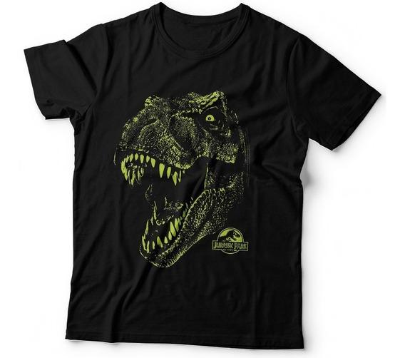 Remera Jurassic Park Todos Los Talles Dtg Jurassic World Dtg