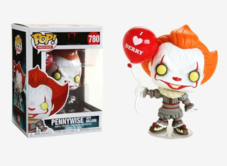 Funko Pop It Chapter 2 Pennywise W/balloon