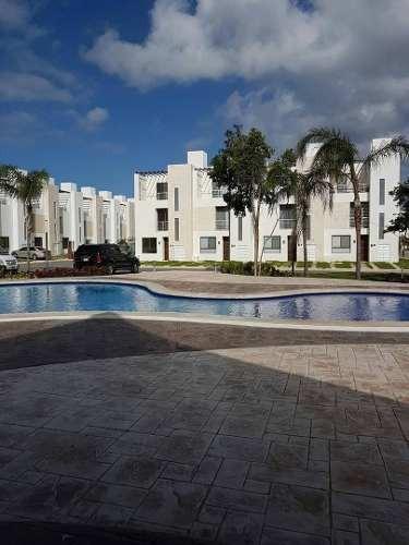 Casa En Renta Carretera Cancun-tulum , Residencial Bali