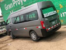 Servicio De Transporte Y Alquiler De Nissan Urban 2016