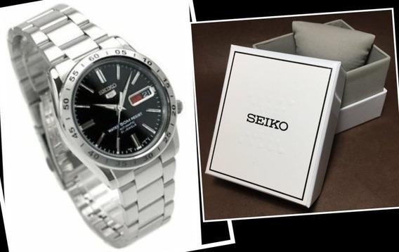 Relógio Seiko Snke01k1 Joias Automático Original Caixa