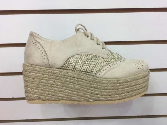 Zapatos Altos Con Plataforma De 7 Cm + Envió Gratis