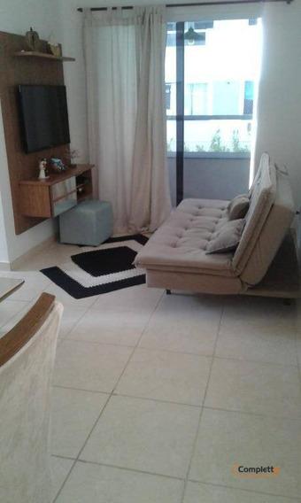 Apartamento Com 2 Dormitórios À Venda, 47 M² Por R$ 210.000,00 - Taquara - Rio De Janeiro/rj - Ap0224