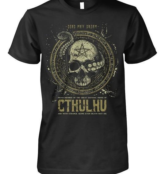 Cthulhu Hp Lovecraft Necronomicón Miskatonic Horror Arkham Poe Dunwich Ulthar Innsmouth Ocultismo Mitos R