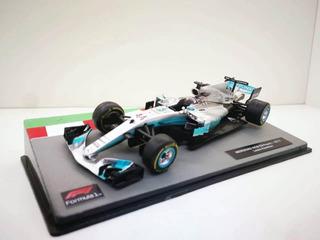 Formula 1 Salvat - Nº 72 Mercedes W08-2017