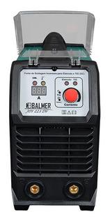 Inversora Maquina Solda Tig Mma 200a Bivolt Balmer Joy223