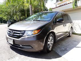 Honda Odyssey 3.5 Lx Mt 2014 Autos Y Camionetas