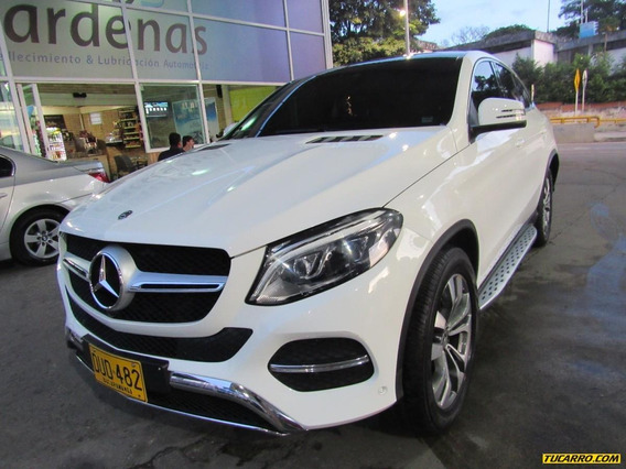 Mercedes Benz Clase Gle 350d 4amatic