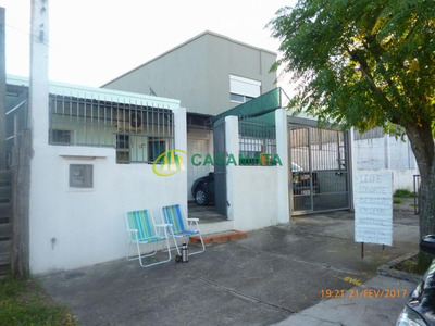 Casa Residencial 3 Dormitórios - Centro, Sant