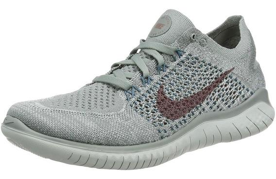 Tenis Nike Wmns Free Running Flyknit 942839-300 Johnsonshoes