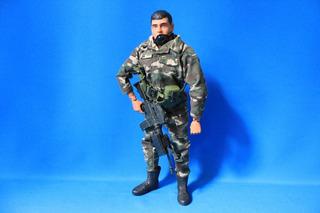 Figura Tipo Gi Joe Soldado 1
