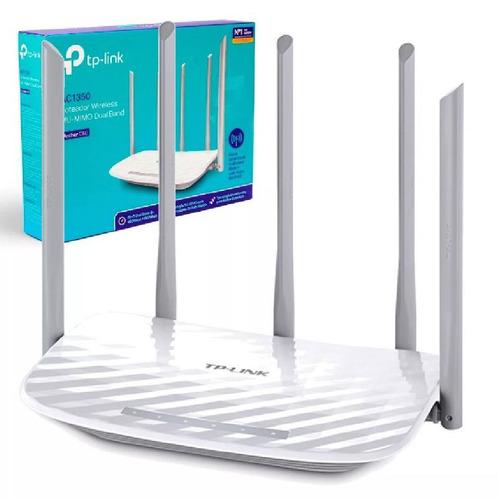 Router Inalámbrico Doble Banda Ac1350archer C60 19-01-1134