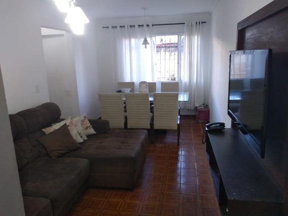 Apartamento Top Grande Com 2 Dorm. Sala, Cozinha E Vaga Cobe