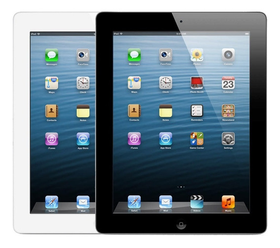 iPad (4ª Geração) A1459 64gb Wi-fi + Cellular