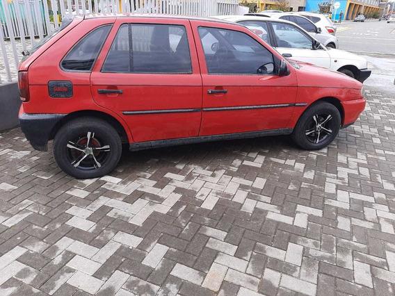 Volkswagen Gol Modelo 98, 4 Puertas
