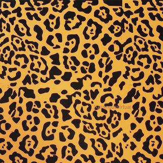 Papel Decorativo Adesivo Contact 1m X 40cm Onca Quarto 1 Pç