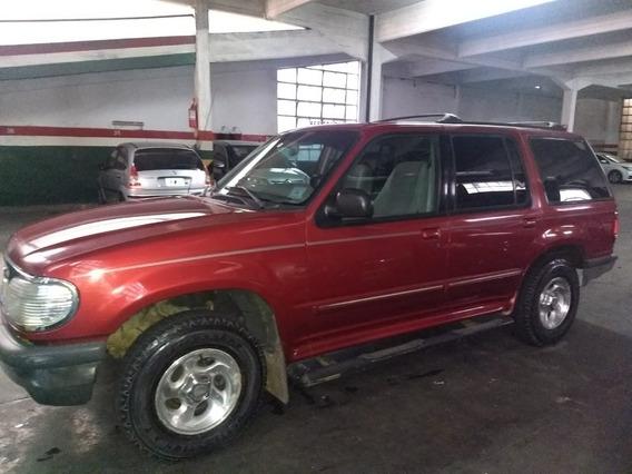 Ford Explrorer 1999 4x4 Xlt Unica Mano 190000kms