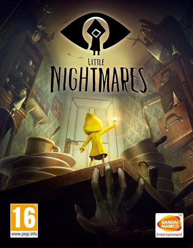 Little Nightmares Pc Cdkey Original + Español