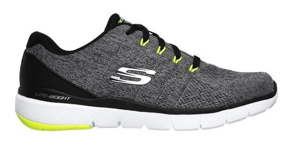 Zapatillas Skechers Flex Advantage 3.0 Stally Para Hombre
