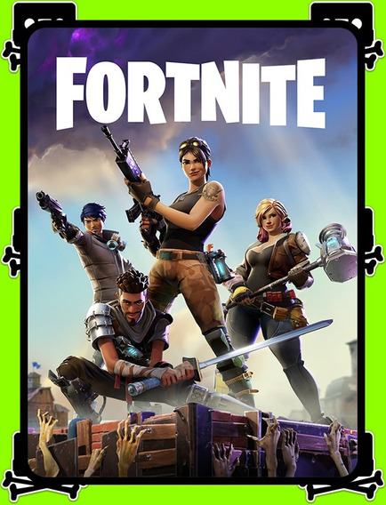 Fortnite Salve Mundo Pc - 100% Original (epic Games)