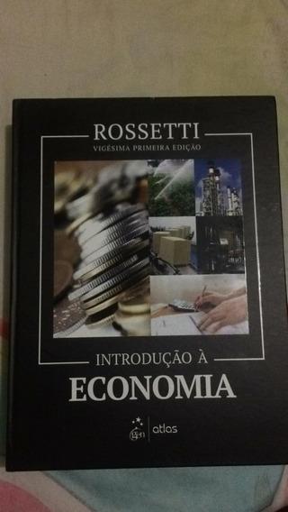 Introdução À Economia, 21ª Edição, Rossetti