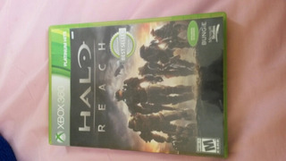 Halo Reach Semi Nuevo Para Xbox 360