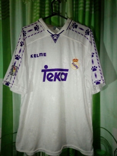 Camiseta Real Madrid #6 Redondo Kelme