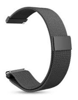 Malla Metal 20mm Magnetica Amazfit Bip Premium Inoxidable