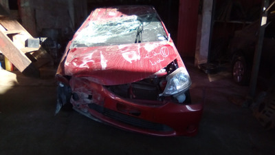 Sucata Toyota Etios 2012 / Somente Para Retirada De Peças