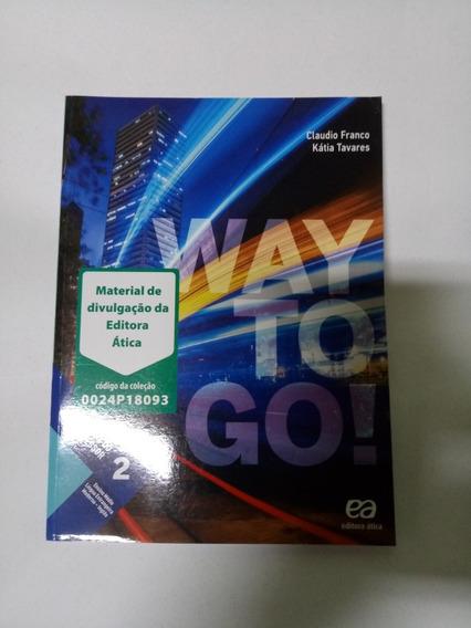 Livro De Inglês Lingua Estrangeira Ensino Médio Novo
