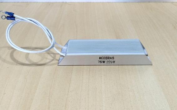 Resistor De Aquecimento Para Painel Elétrico 75w 220v