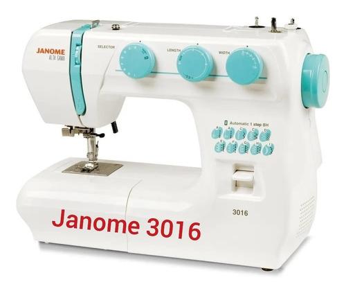 Máquinas De Coser Janome 3016