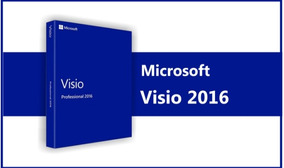Microsoft Visio 2016 Chave Original Ativaçao Telefone