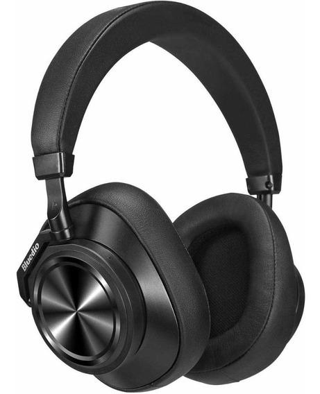 Fone De Ouvido Bluedio T6s Bluetooth 5.0 Com Cancelamento De Ruído